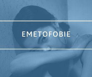 emetofobie