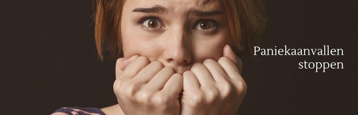 Paniekaanvallen stoppen